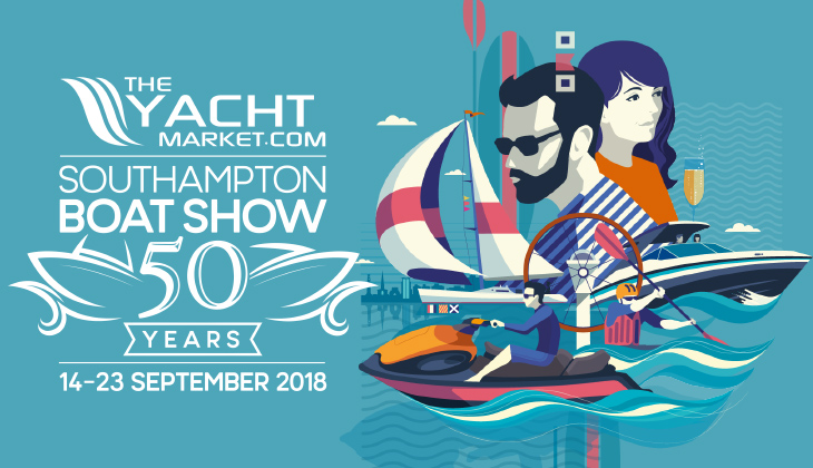50 years of Southampton Boat Show